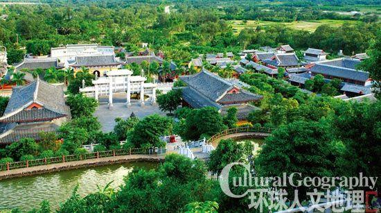 定安县有着悠久的道教文化